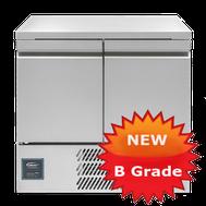 B Grade two door fridge