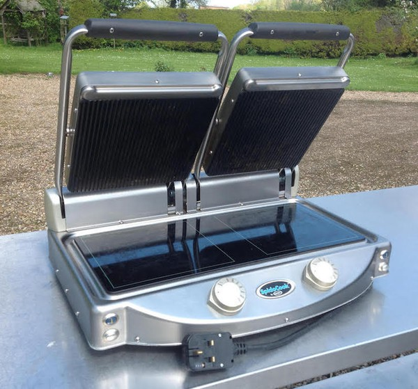 Unox XP020P Panini Toaster Grill For Sale