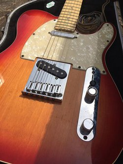 Used Fender Telecaster for sale
