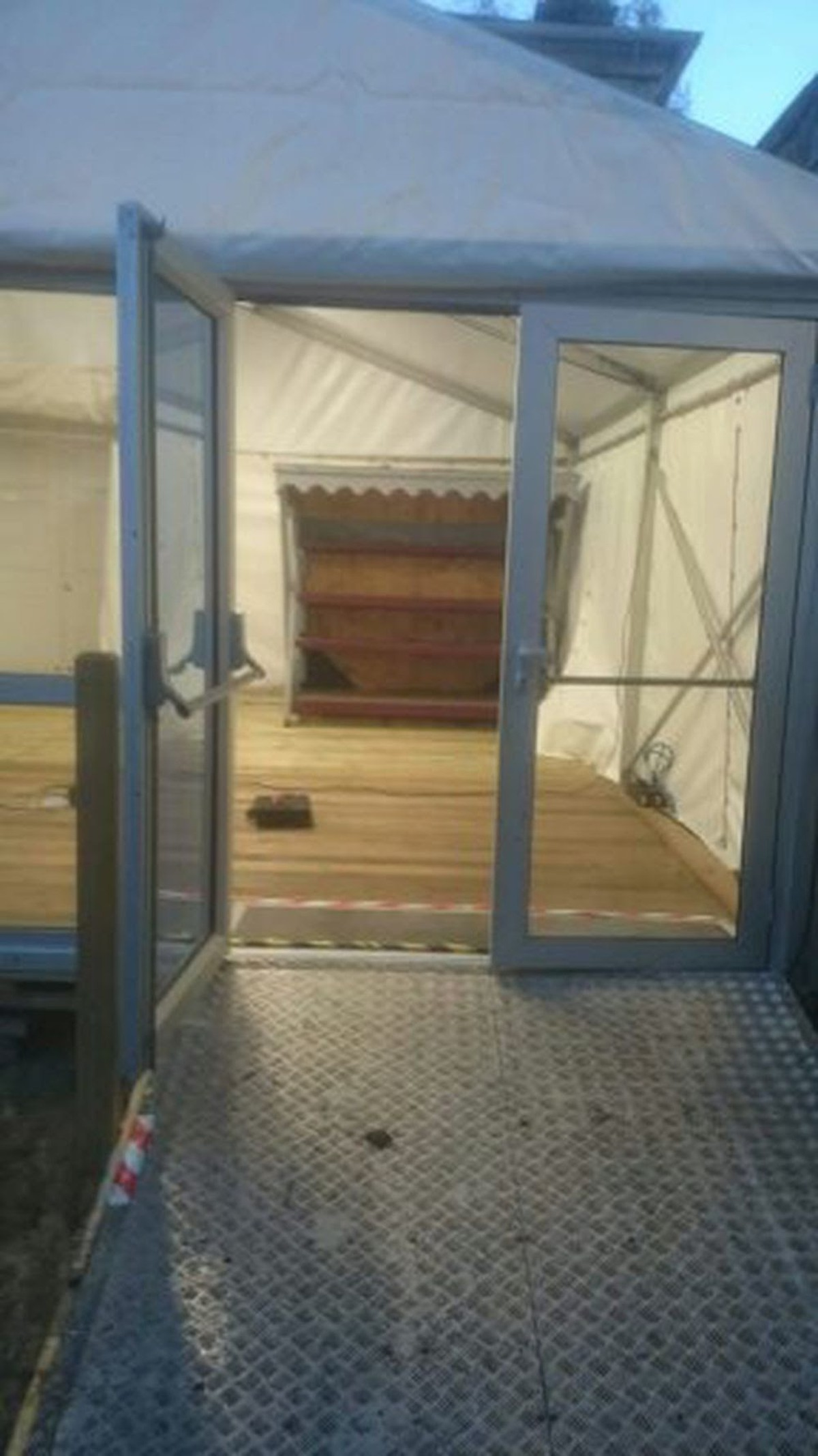 Curlew Secondhand Marquees Doors 20x Oasis Fast Frame Windows