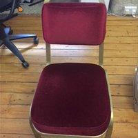 Aluminium banqueting chairs