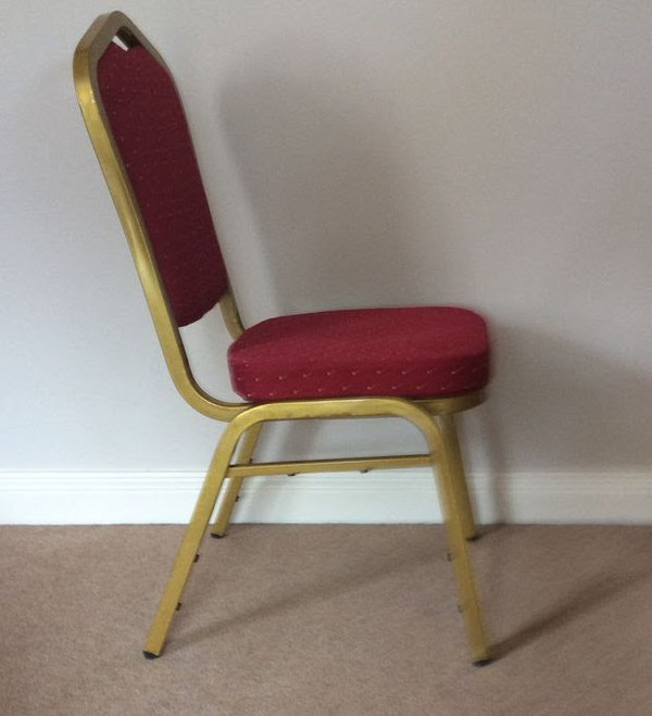 248x High Quality Banqueting Chairs For Sale