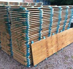 Interlocking Wooden Flooring