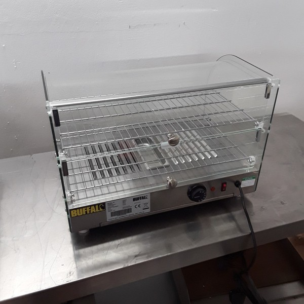Secondhand pie warmer