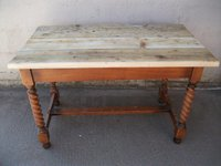Rustic tables for sale