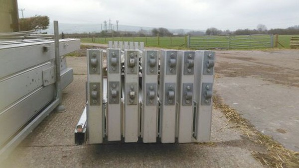 Roder legs and beams for sale