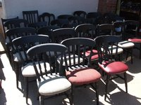 27x  Refurbished Shabby Chic Chairs