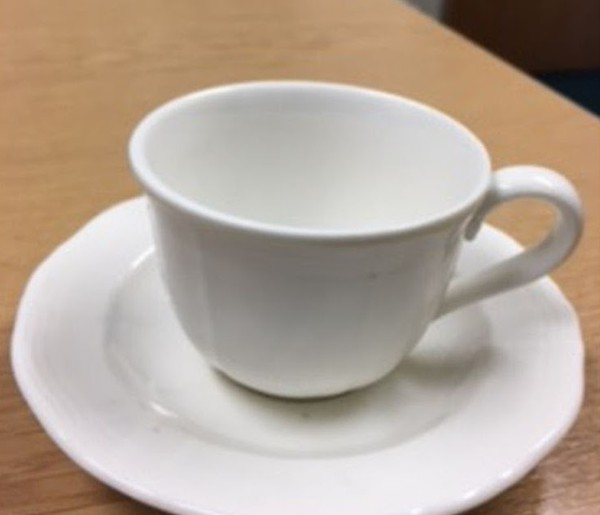 Royal Doulton Hallmark Fine China Demi Tasse Coffee Cups