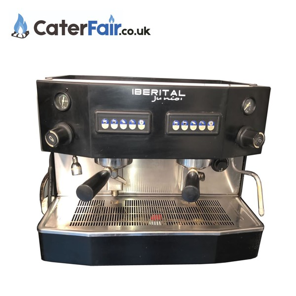 Iberital Junior 2 Group Espresso Coffee Machine