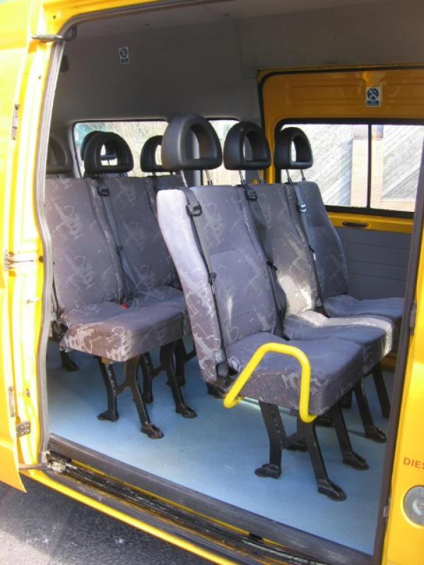 LDV maxus minibus for sale