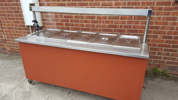 Moffatt Carvery / Hot Cupboard / Bain Marie / Heated Gantry