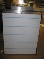 Precision Stainless Steel Undercounter Freezer