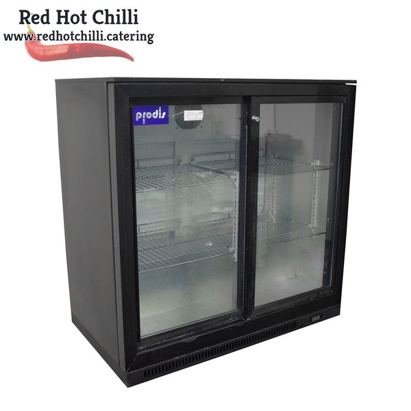 Prodis Double Door Bottle Cooler