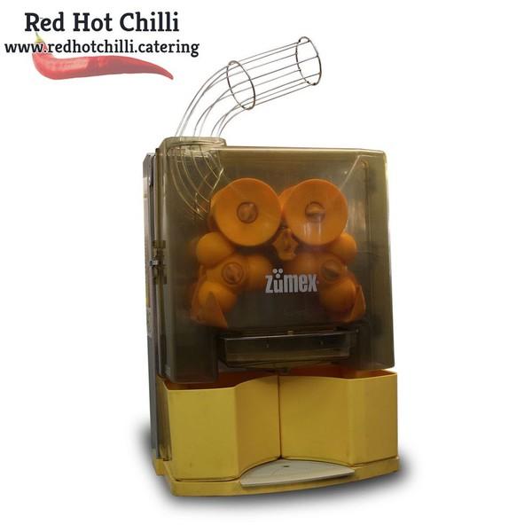 Zumex Orange Juicer (Ref: RHC3234) - Warrington, Cheshire