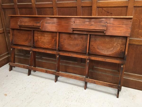 Oak folding furniture