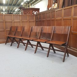 Folding church furniture for sale