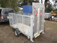 Galvanised trailer for sale