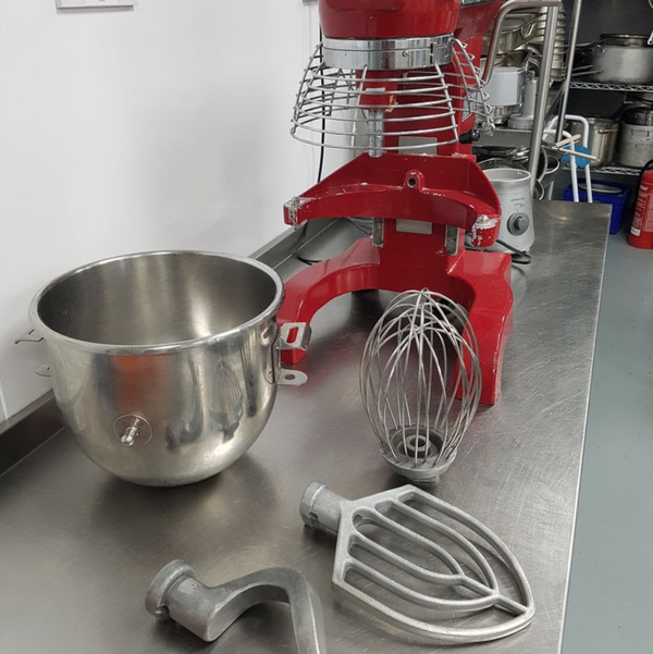 Secondhand mixer for sale