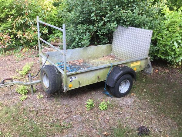 Single axle trailer for sale