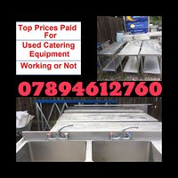 Catering equipment wanted