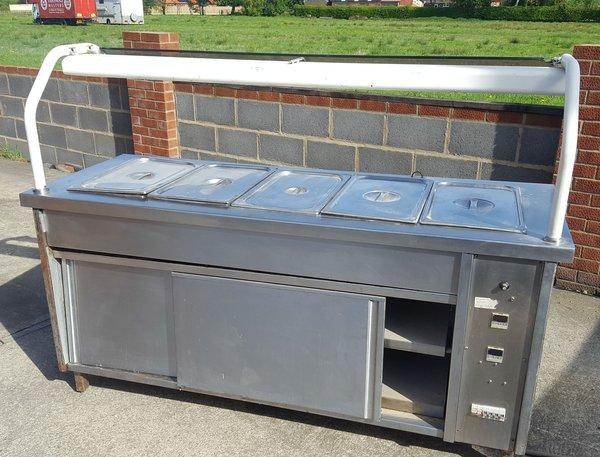 Carvery / Hot Cupboard / Bain Marie / Heated Gantry