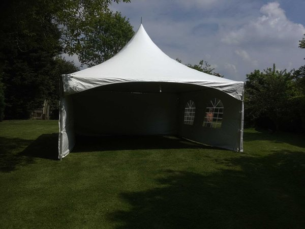 Crown Canopies 6m by 6m Chinese Hat