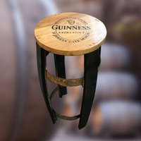 Oak Whisky Stools Guinness