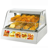 RollerGrill VVC800 Heated Cabinet