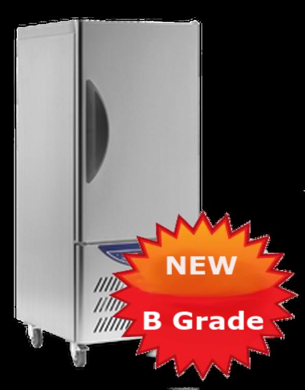 B Grade blast chiller