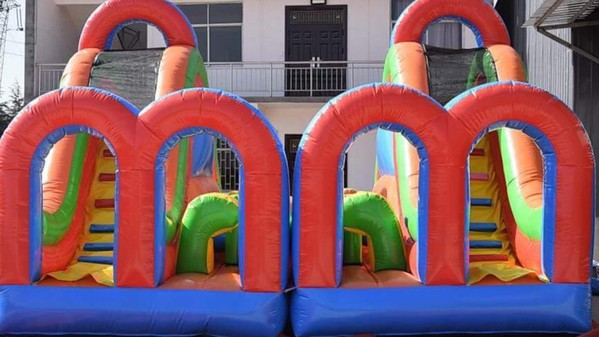 Brand new inflatable slide for sale