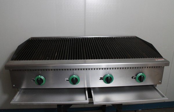 Secondhand char broiler