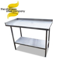 Steel stainless table