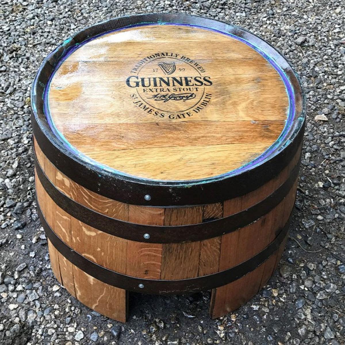 Secondhand Pub Equipment Pub Tables 18x Guinness Pub
