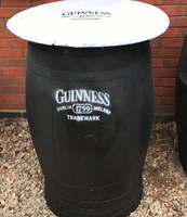 Barrel tables for sale