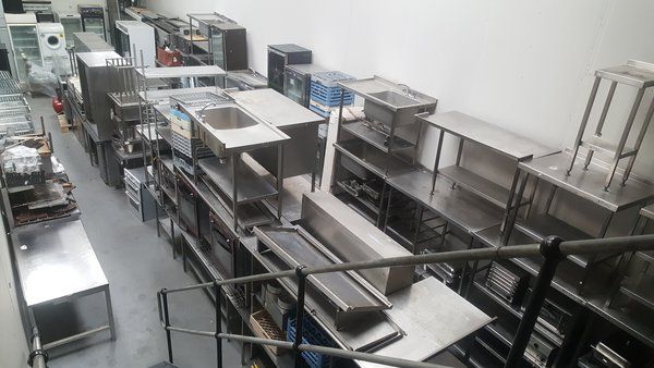 Misc catering equipment