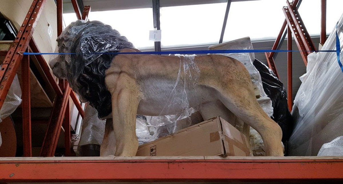Secondhand Prop Shop The Chronicles Of Narnia Giant
