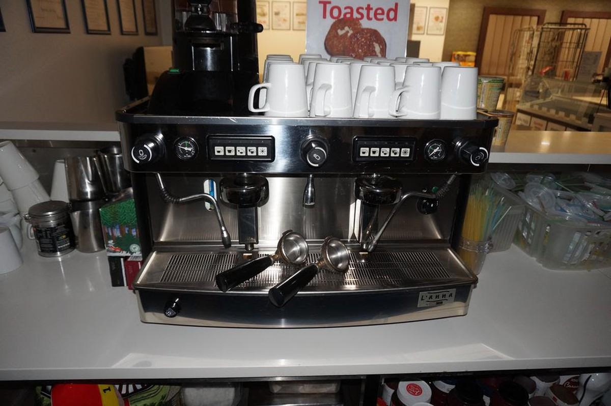 2x Iberital L'Anna 2 Group + 3 Port Fully Auto Espresso Coffee Machine Chesterfield, Derbyshire