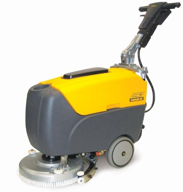 Commercial Floor Scrubber and Dryer