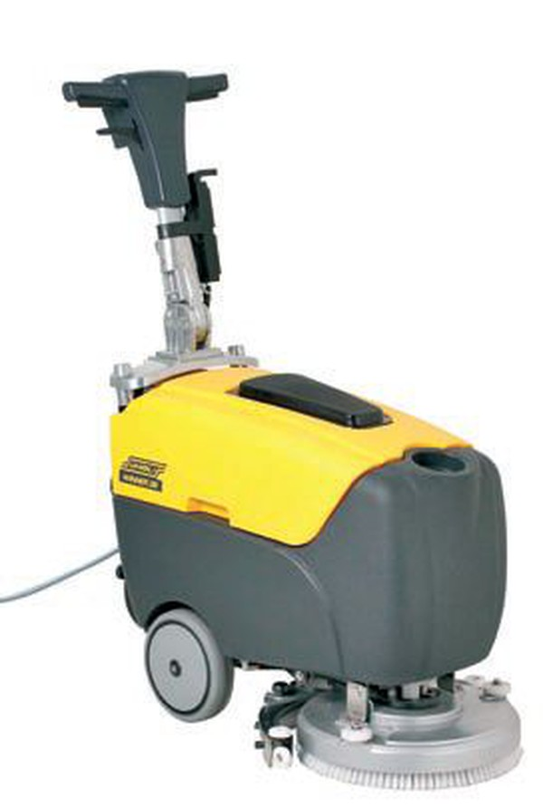 Floor Scrubber and Dryer