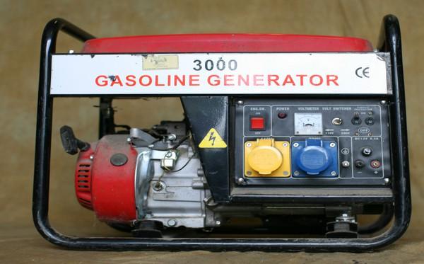 Duel voltage generator