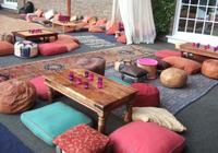 Ethnic Seating Venu Decor -