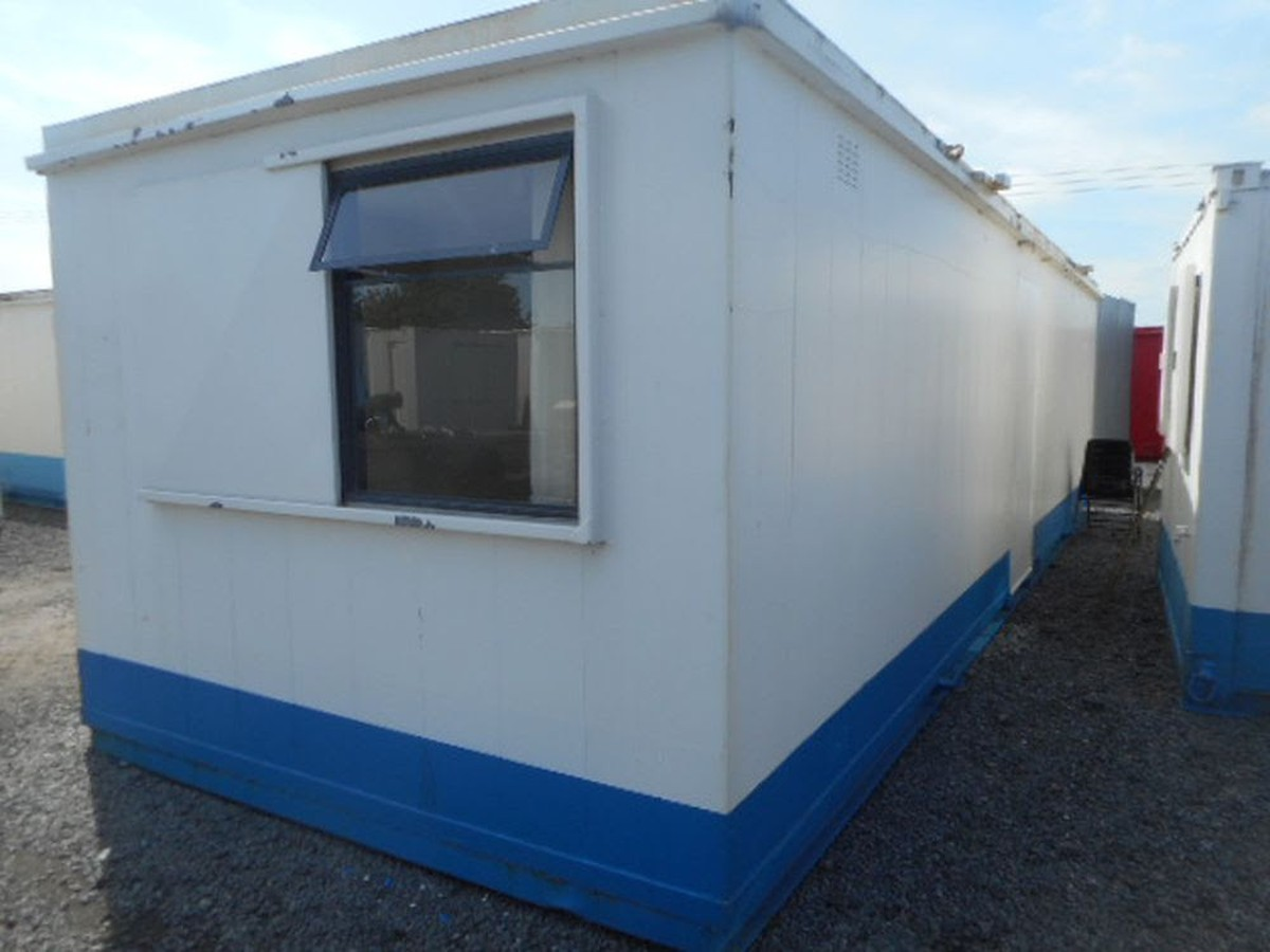 Secondhand Portable Buildings   Portable Office Cabins   32\' X 10 ...