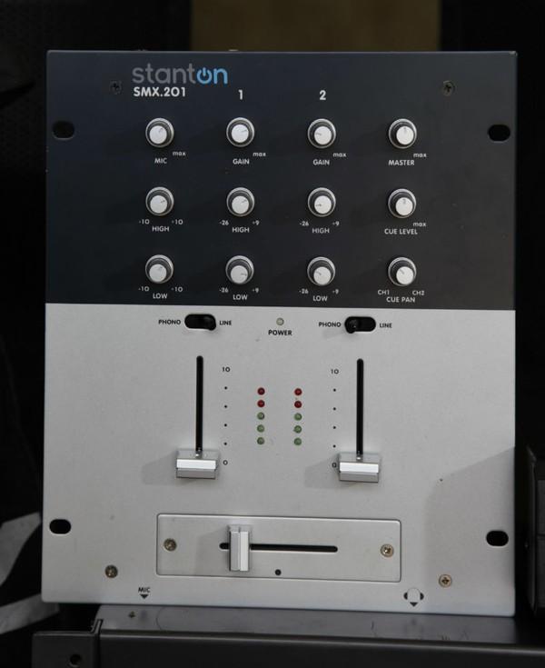 Stanton SMX 201 Mixer