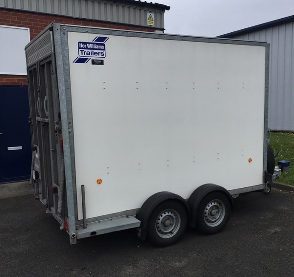 Buy Ifor trailer