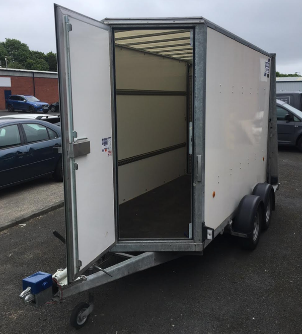 Ifor williams BV105 trailer for sale