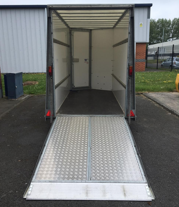 Used Ifor Williams trailer for sale