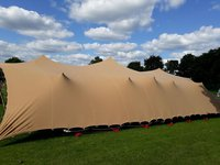 Stretch tent for sale