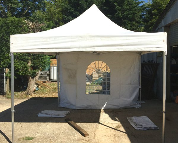 Pop up marquee for sale