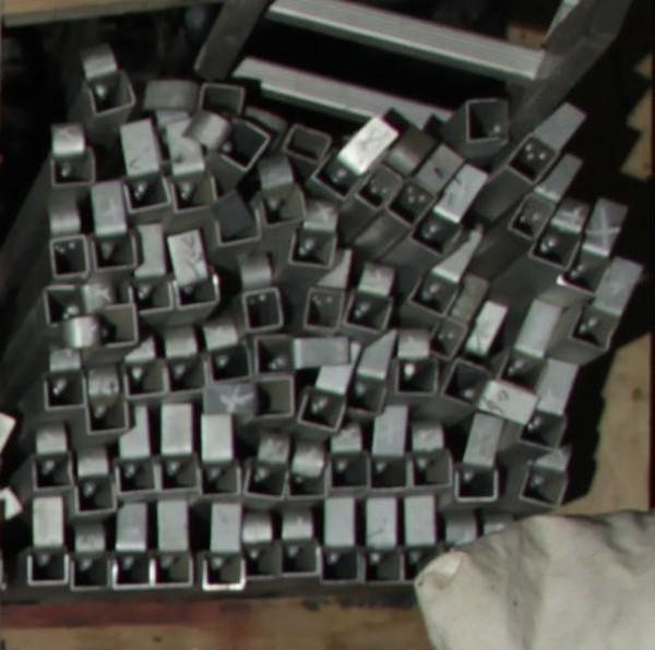Aluminium Hoecker frame work