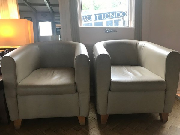 Secondhand tub chairs